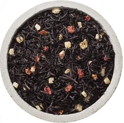 Чай черный Teaco клубника со сливками 250 г