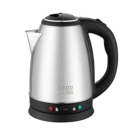 Чайник электрический Goodhelper KS-18B12 Black/Silver