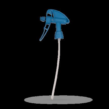 Распрыскиватель Super с рычагом Vitron голубой