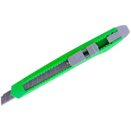 Нож канцелярский, 9 мм