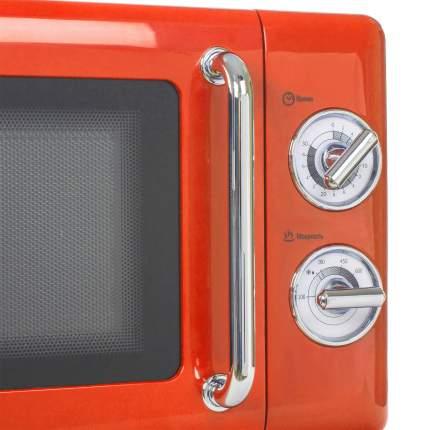 Микроволновая печь соло Tesler MM-2045 Orange