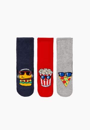 Набор носков (3 пары) для мальчиков Modis цв. разноцветный р.18-20