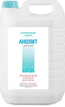 Дезинфицирующее средство Секреты Чистоты Анолит АНК супер 5 л