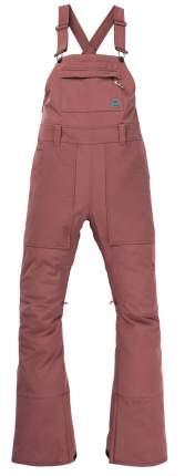 Спортивные брюки Burton Avalon Bib Sh, Rose Brown, S INT