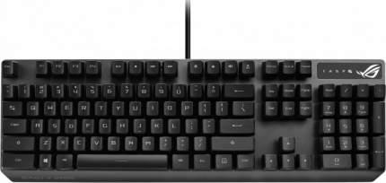 Игровая клавиатура Asus ROG Strix Scope RX (90MP0240-BKRA00)