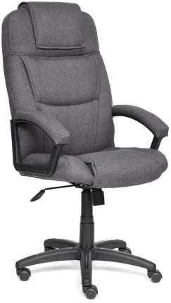 Кресло руководителя Tetchair Bergamo 11379 (Dark Grey)