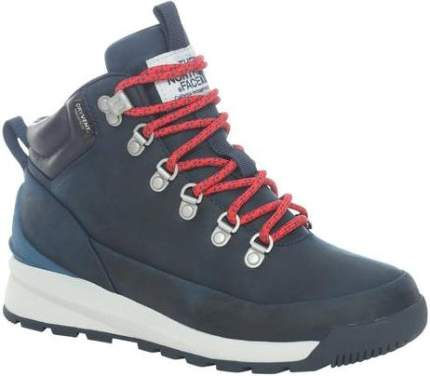 Ботинки The North Face Back-To-Berkeley Mid Wp, blue opal/hibiscus