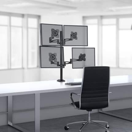 Кронштейн для монитора Kromax Office-4 Black