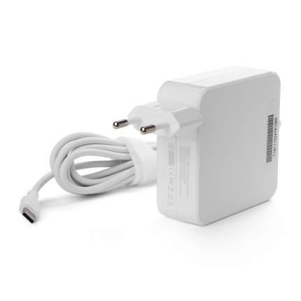 Сетевой адаптер OEM для ноутбука универсальный 65W USB Type-C White