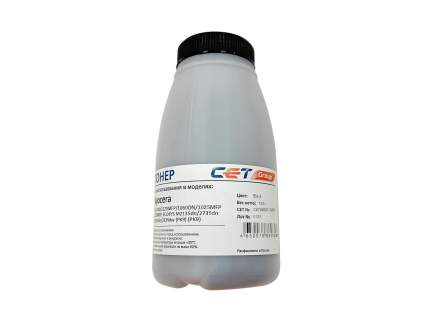 Тонер для лазерного принтера CET TK-1110 TK-1120 TK-3100 TK-3110 TK-3130 черный