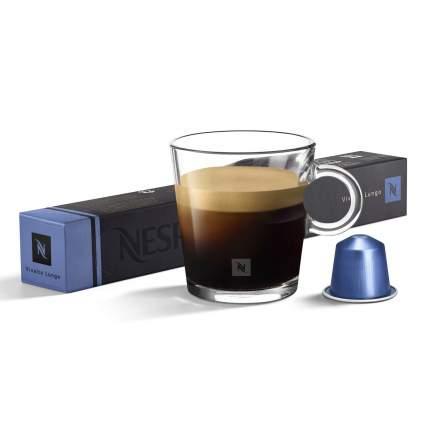 Кофе в капсулах Nespresso Vivalto Lungo, 10 капсул