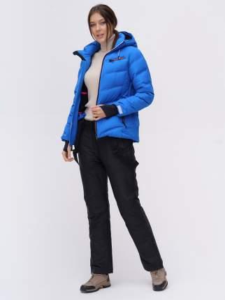 Горнолыжная куртка MTFORCE 2081S синяя 48