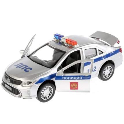 Инерционная машинка Технопарк Toyota Camry Полиция, 12 см