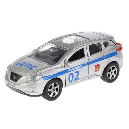 Машина Технопарк Nissan Murano Полиция, 12 см