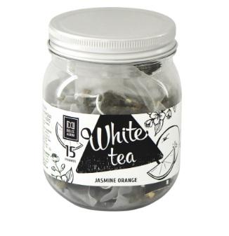 Чай белый Dolce Albero с жасмином и цедрой апельсина в пирамидках 2 г х 15 шт