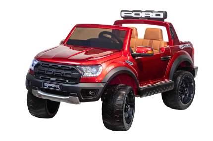 Электромобиль ToyLand Джип Raptor Ranger красный