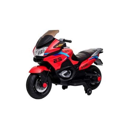 Мотоцикл ToyLand Moto New ХМХ 609, красный, свет и звук