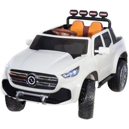 Электромобиль ToyLand Джип Mercedes Benz пикап YBD5478, белый, свет и звук