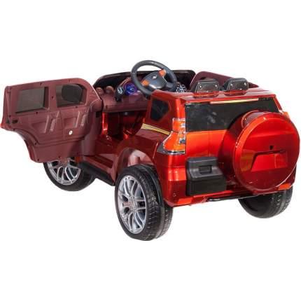Электромобиль ToyLand Джип Toyota Prado YHD5637, красный