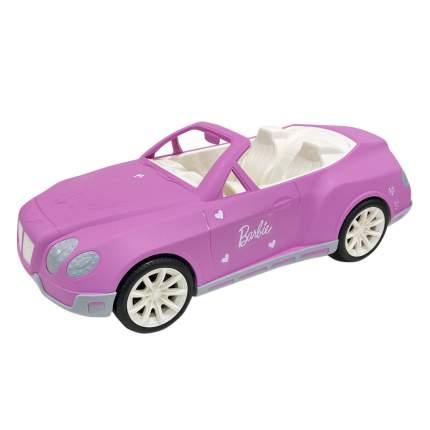 Машина Нордпласт Кабриолет Барби розовый
