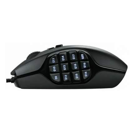 Игровая мышь Logitech G600 MMO Black