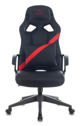 Кресло игровое ZOMBIE ZOMBIE DRIVER черный/красный