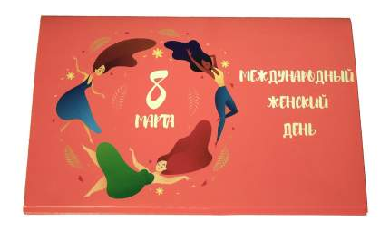 Сувенирный набор спичек Красный Маяк 8 марта - Международный женский день 000010