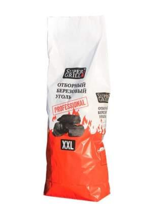 Уголь древесный SuperGrill XXL ДРОВ_2008 8 кг
