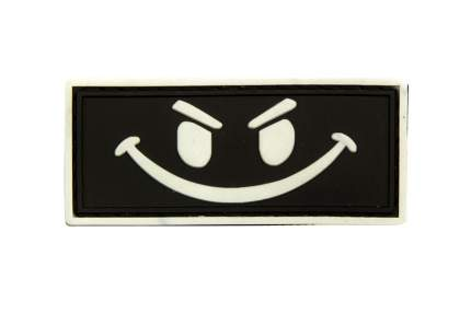 Патч TeamZlo Smile PVC BK (TZ0118BK)