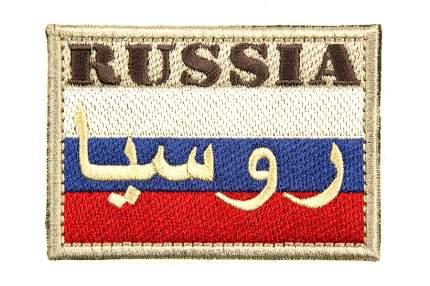 "Патч TeamZlo ""Флаг Россия Сирийский вариант"" CB (TZ0098CB)"