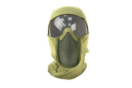 Маска защитная WoSporT Shadow Fighter Mask OD (MA-113-OD)