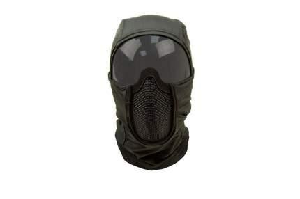 Маска защитная WoSporT Shadow Fighter Mask BK (MA-113-BK)