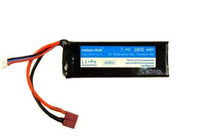 Аккумулятор Li-Po 7,4V 1800 mAh (ASR13-T)