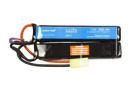 Аккумулятор Li-Po 7,4V 2200 mAh (ASR11)