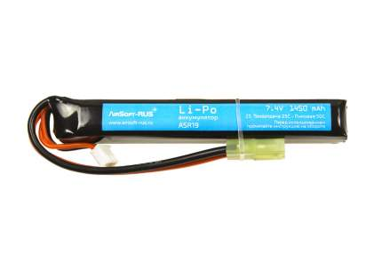 Аккумулятор Li-Po 7,4V 1450 mAh (ASR19)