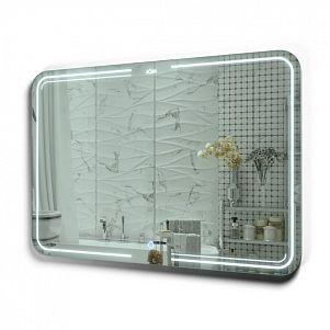 Зеркало JOKI Onni 80*60 c LED подсветкой, сенсор, антипар, регулировка яркости подсветки
