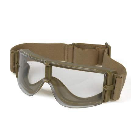 Очки защитные WoSporT Bolle X800 TAN (MA-33-T-L)