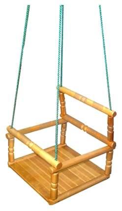 Качели детские КМС-Спорт деревянные
