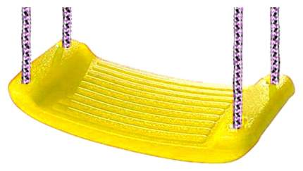 Качели Midzumi навесные желтые