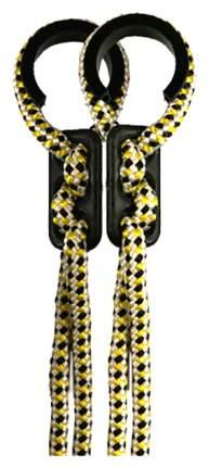 Качели детские Kampfer пластиковые навесные желтые