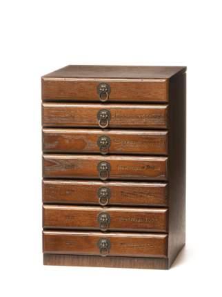 Подарочный набор ЧаЕ Эксклюзивная Коллекция пуэров в деревянном ящике
