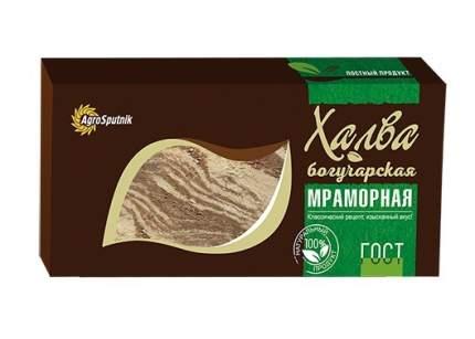 Халва Богучарская подсолнечная мраморная 450 г