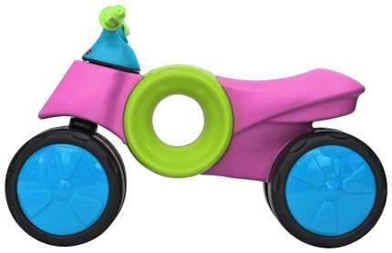 Беговел RT Kinder Way розово-салатовый