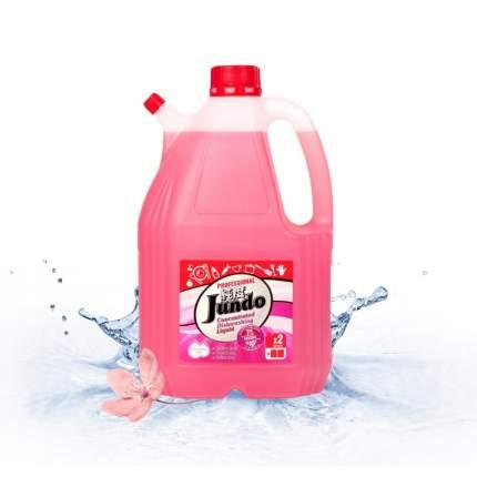 ЭКО гель Jundo Sakura с гиалуроновой кислотой д/мытья посуды и детских принадлежностей,4 л