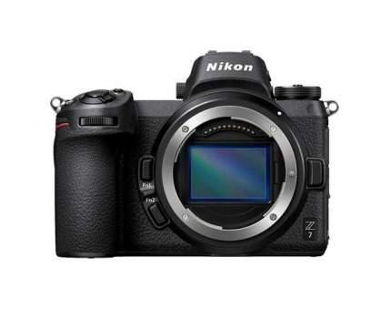 Фотоаппарат системный Nikon Z7 FTZ Adapter Black