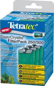Картридж для внутреннего фильтра Tetra для EasyCrystal/FilterBox 300, без угля, 3 шт, 85 г
