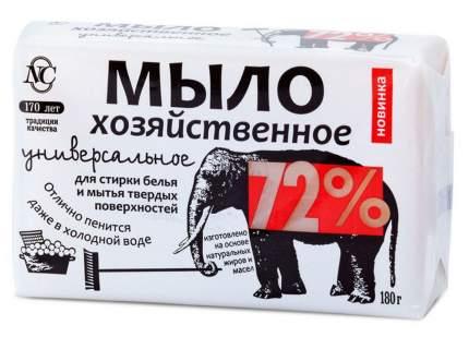Хозяйственное мыло Невская Косметика Универсальное 72% 180 г