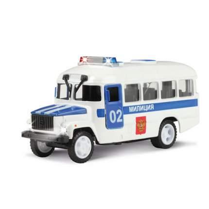 Машина инерционная Технопарк КАВЗ Полиция