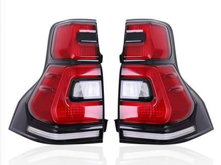Задние фонари Тойота Прадо 150 2009-2017 модель №9,  MF-TL-000492
