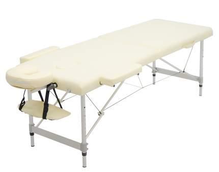 Массажный стол складной MET Comfort cream
